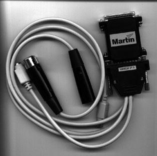 martin usb-dmx interface ii driver